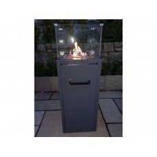 REAL FLAME GAS FIRE PIT PATIO HEATER