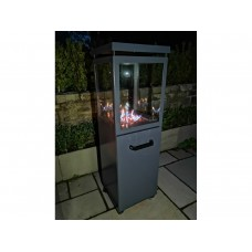 REAL FLAME GAS FIRE PIT PATIO HEATER- sold out