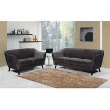 AMBER 3 SEATER & 2 SEATER SOFA SET