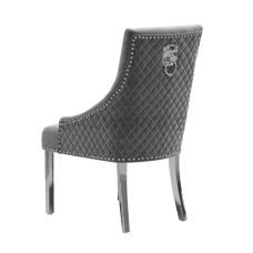 LION QUILTED DINING CHAIR- back in stock December 5th
