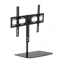 Universal TV Wall Bracket with Floating Shelf for TVs 23 to 42 inches